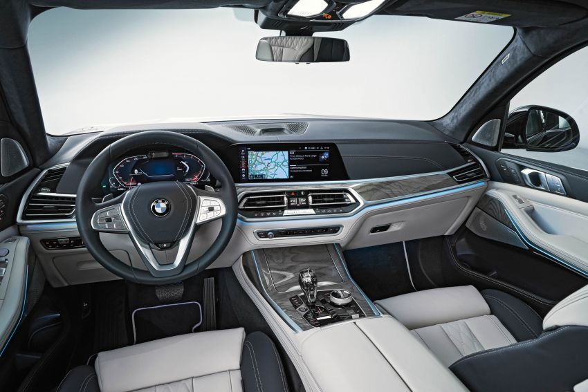 G07 BMW X7 makes its official debut – three-row SUV Image #874192