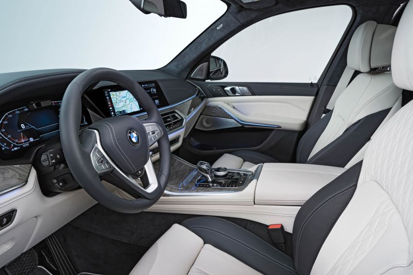 G07 BMW X7 makes its official debut – three-row SUV Image #874193