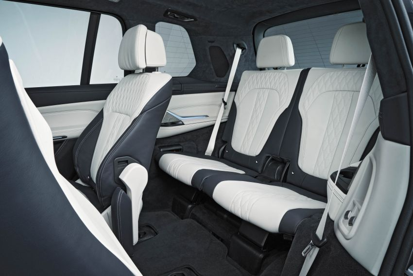 G07 BMW X7 makes its official debut – three-row SUV Image #874199
