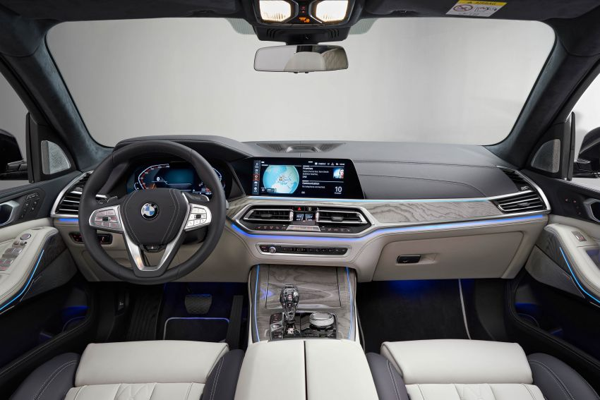 G07 BMW X7 makes its official debut – three-row SUV Image #874207