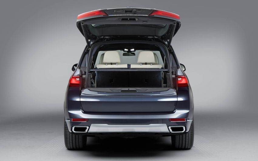 G07 BMW X7 makes its official debut – three-row SUV Image #874213