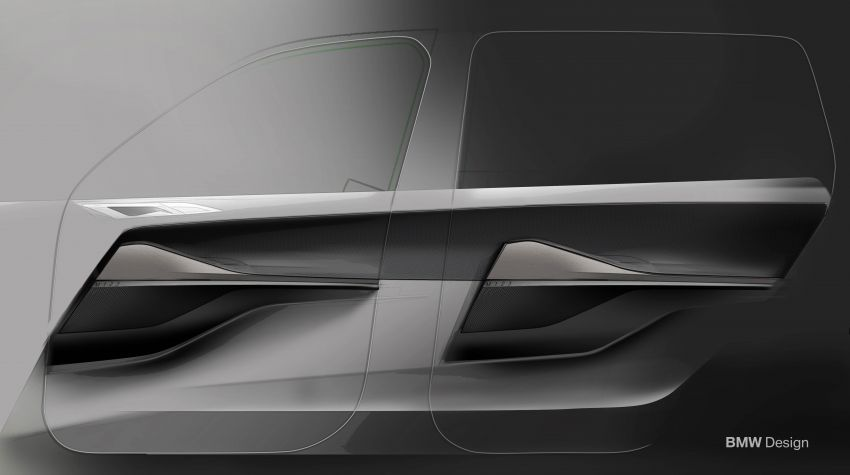 G07 BMW X7 makes its official debut – three-row SUV Image #874228