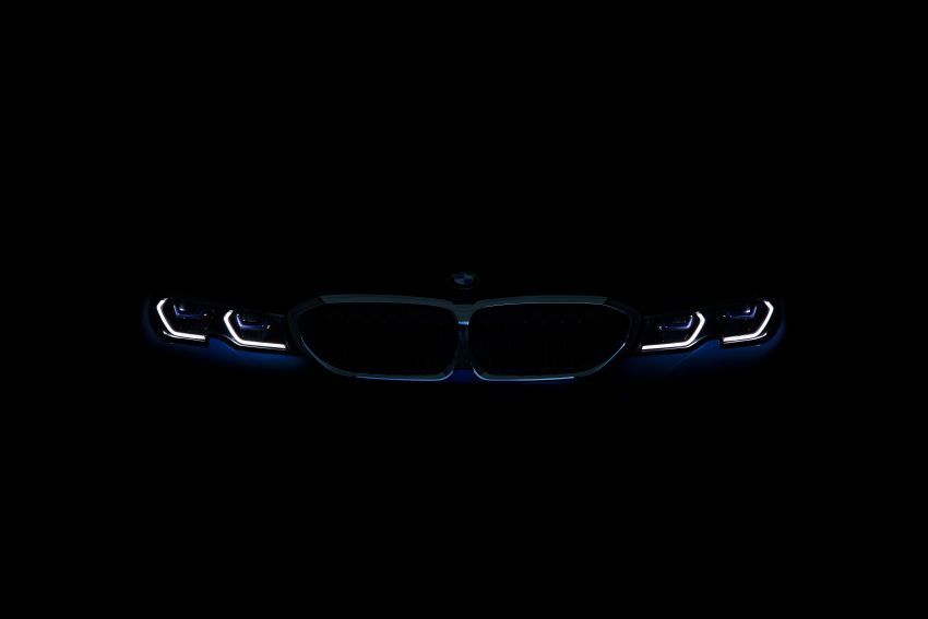 G20 BMW 3 Series officially revealed – up to 55 kg lighter with new engines, suspension, technologies Image #867586