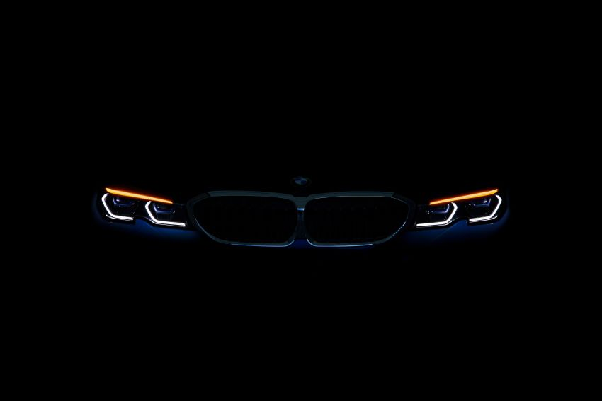 G20 BMW 3 Series officially revealed – up to 55 kg lighter with new engines, suspension, technologies Image #867587