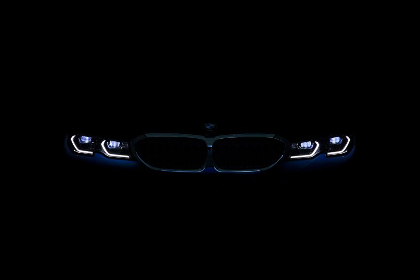 G20 BMW 3 Series officially revealed – up to 55 kg lighter with new engines, suspension, technologies Image #867588