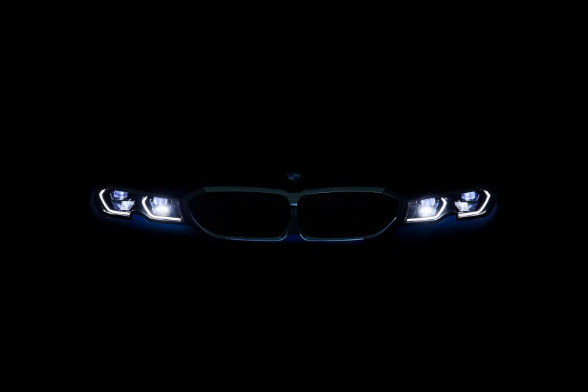 G20 BMW 3 Series officially revealed – up to 55 kg lighter with new engines, suspension, technologies Image #867589