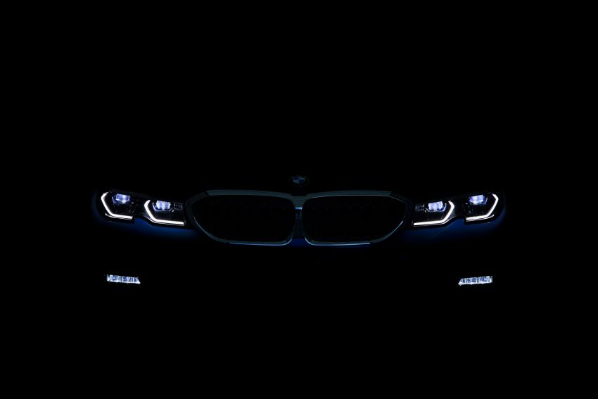 G20 BMW 3 Series officially revealed – up to 55 kg lighter with new engines, suspension, technologies Image #867591