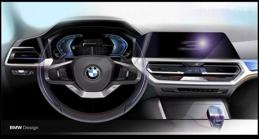 G20 BMW 3 Series officially revealed – up to 55 kg lighter with new engines, suspension, technologies Image #867597