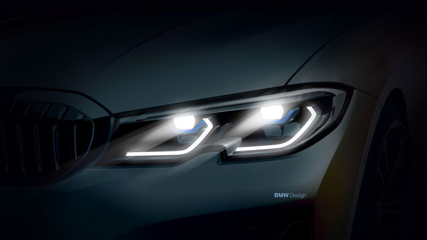 G20 BMW 3 Series officially revealed – up to 55 kg lighter with new engines, suspension, technologies Image #867598