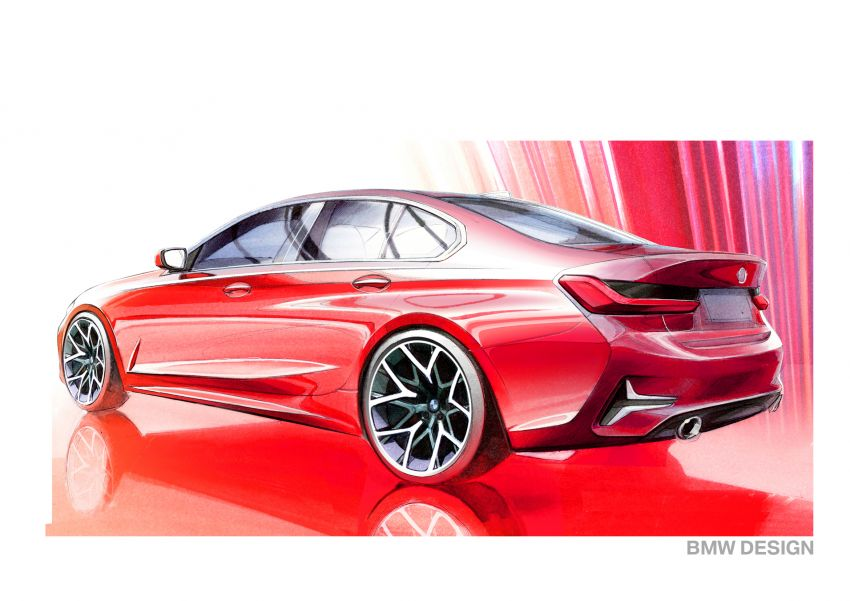 G20 BMW 3 Series officially revealed – up to 55 kg lighter with new engines, suspension, technologies Image #867603