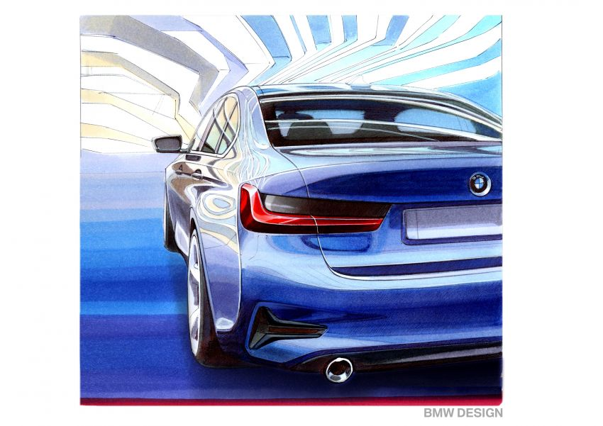 G20 BMW 3 Series officially revealed – up to 55 kg lighter with new engines, suspension, technologies Image #867605