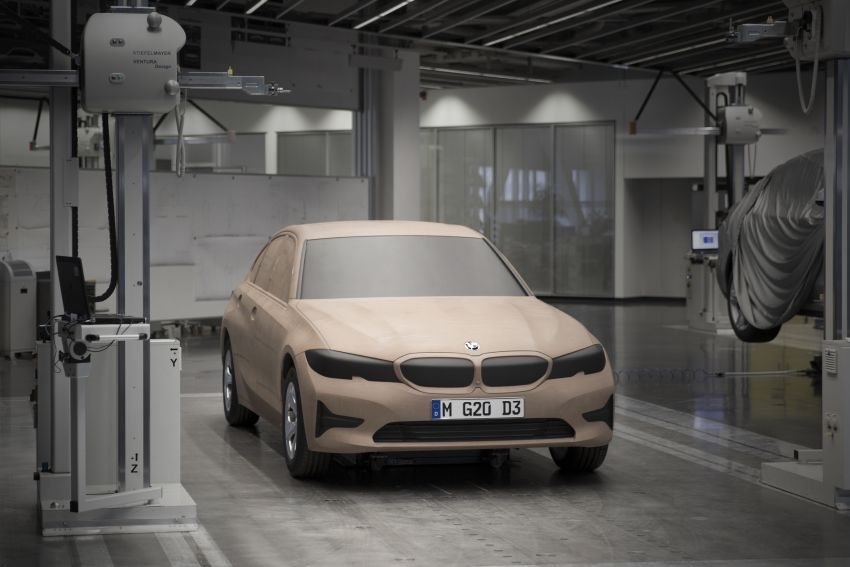 G20 BMW 3 Series officially revealed – up to 55 kg lighter with new engines, suspension, technologies Image #867606
