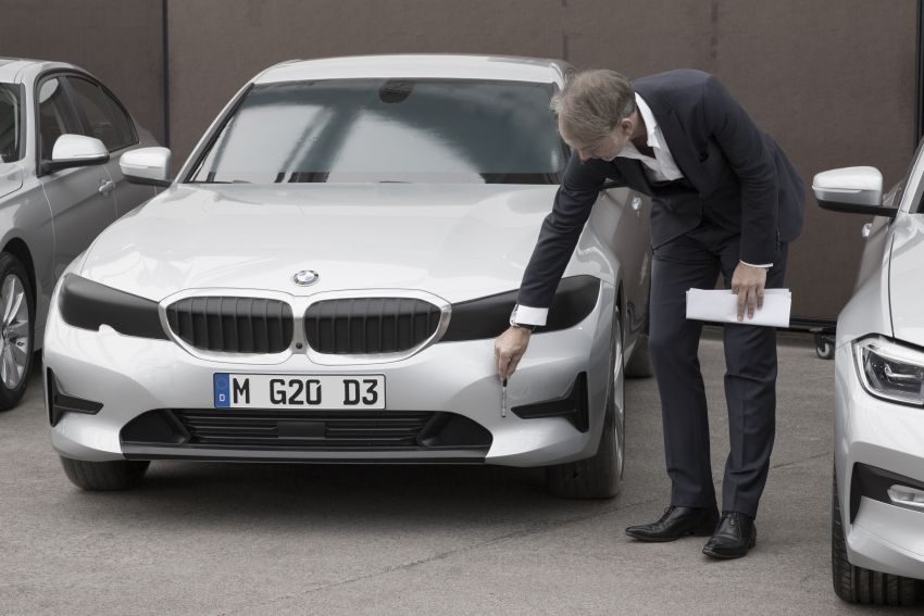 G20 BMW 3 Series officially revealed – up to 55 kg lighter with new engines, suspension, technologies Image #867620