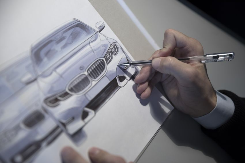 G20 BMW 3 Series officially revealed – up to 55 kg lighter with new engines, suspension, technologies Image #867625