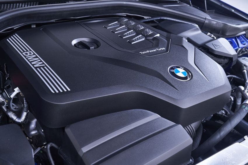 G20 BMW 3 Series officially revealed – up to 55 kg lighter with new engines, suspension, technologies Image #867638