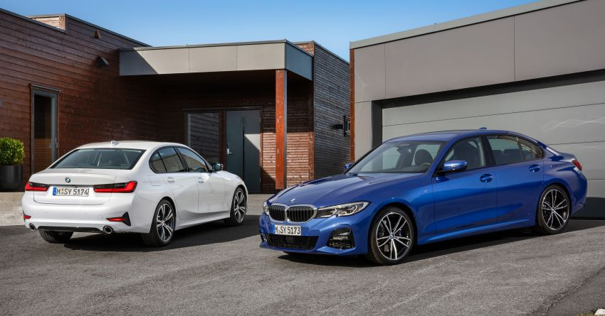 G20 BMW 3 Series officially revealed – up to 55 kg lighter with new engines, suspension, technologies Image #867491