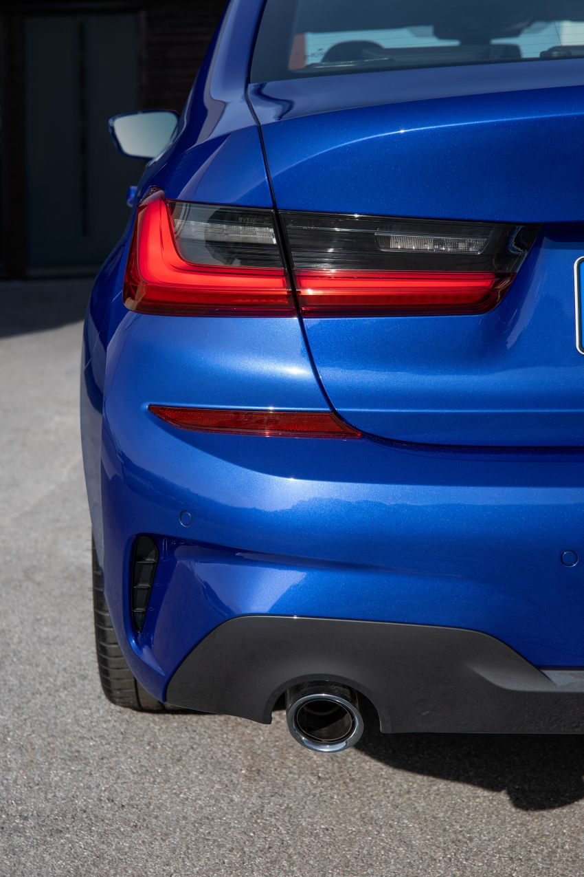 G20 BMW 3 Series officially revealed – up to 55 kg lighter with new engines, suspension, technologies Image #867493