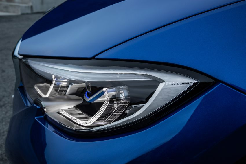 G20 BMW 3 Series officially revealed – up to 55 kg lighter with new engines, suspension, technologies Image #867496