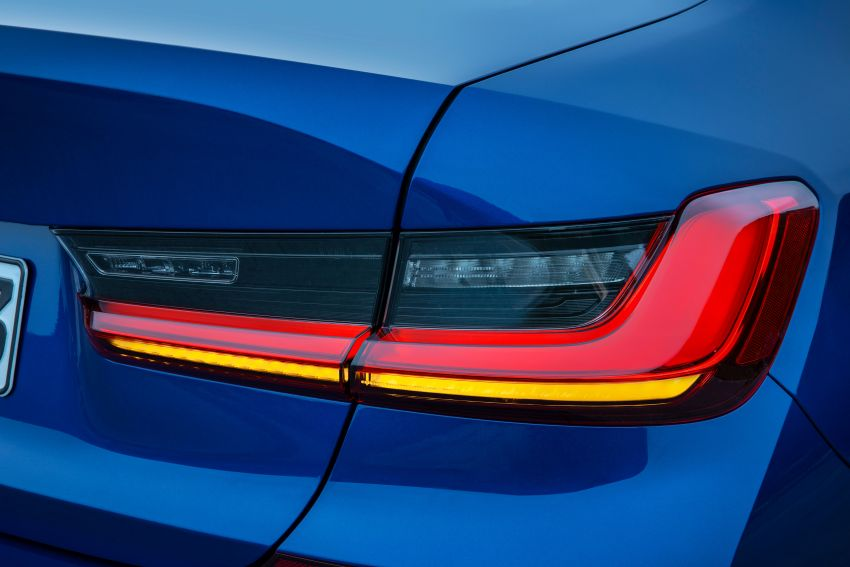 G20 BMW 3 Series officially revealed – up to 55 kg lighter with new engines, suspension, technologies Image #867497