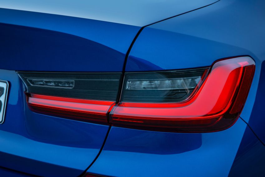 G20 BMW 3 Series officially revealed – up to 55 kg lighter with new engines, suspension, technologies Image #867499