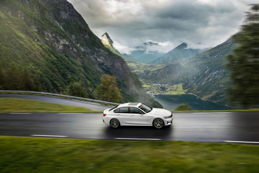 G20 BMW 3 Series officially revealed – up to 55 kg lighter with new engines, suspension, technologies Image #867514