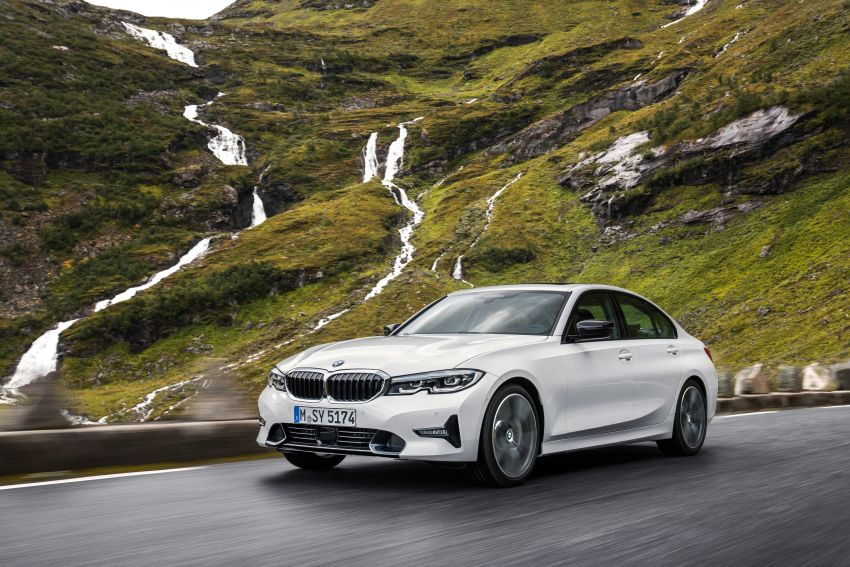 G20 BMW 3 Series officially revealed – up to 55 kg lighter with new engines, suspension, technologies Image #867516