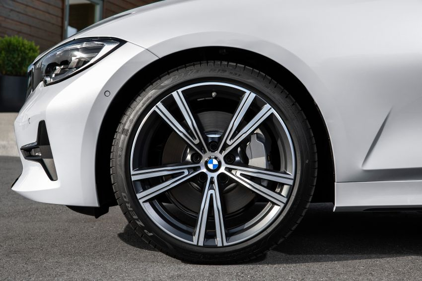 G20 BMW 3 Series officially revealed – up to 55 kg lighter with new engines, suspension, technologies Image #867540