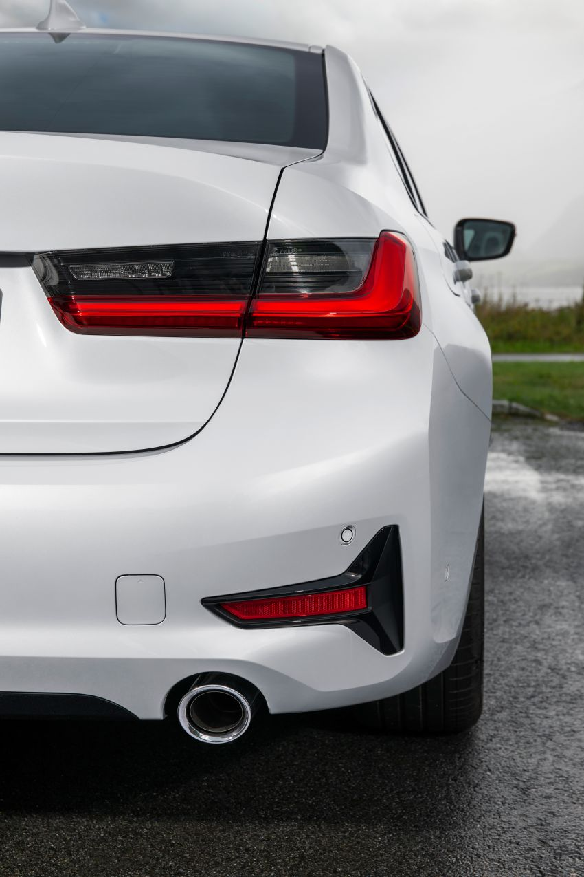 G20 BMW 3 Series officially revealed – up to 55 kg lighter with new engines, suspension, technologies Image #867545