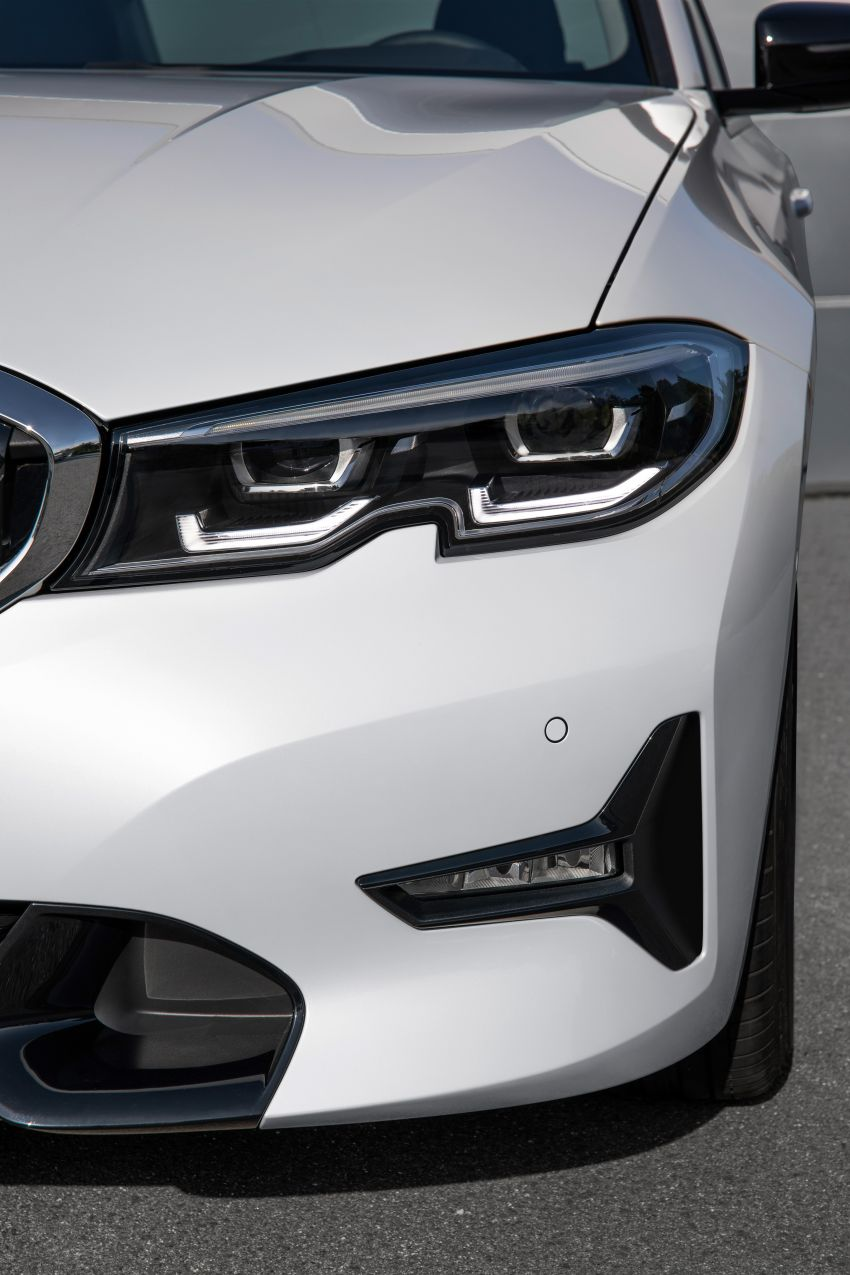 G20 BMW 3 Series officially revealed – up to 55 kg lighter with new engines, suspension, technologies Image #867547