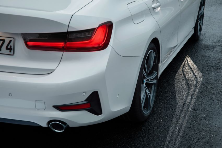 G20 BMW 3 Series officially revealed – up to 55 kg lighter with new engines, suspension, technologies Image #867550