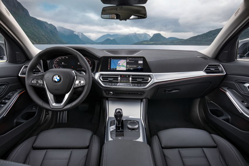 G20 BMW 3 Series officially revealed – up to 55 kg lighter with new engines, suspension, technologies Image #867552