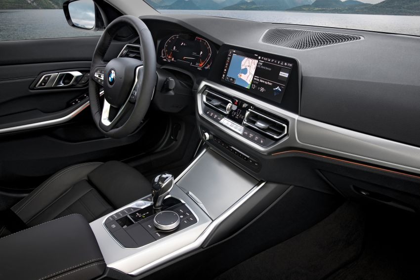 G20 BMW 3 Series officially revealed – up to 55 kg lighter with new engines, suspension, technologies Image #867554