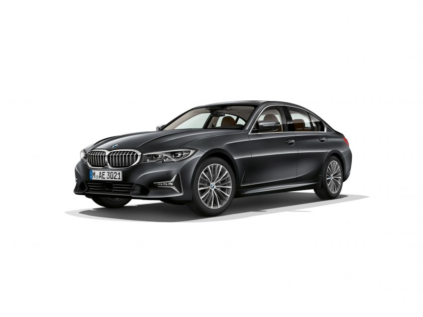 G20 BMW 3 Series officially revealed – up to 55 kg lighter with new engines, suspension, technologies Image #867556