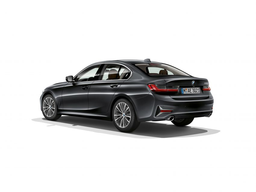 G20 BMW 3 Series officially revealed – up to 55 kg lighter with new engines, suspension, technologies Image #867558