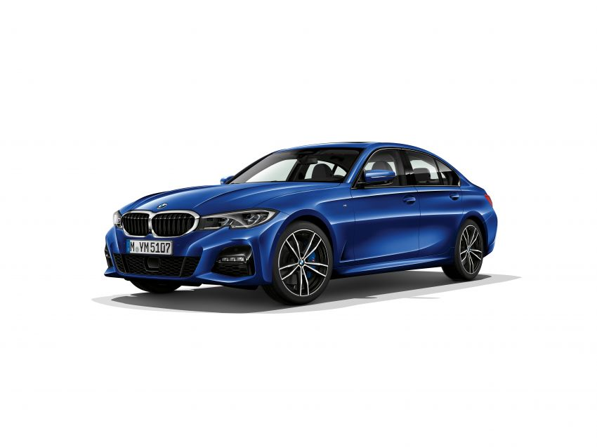 G20 BMW 3 Series officially revealed – up to 55 kg lighter with new engines, suspension, technologies Image #867559