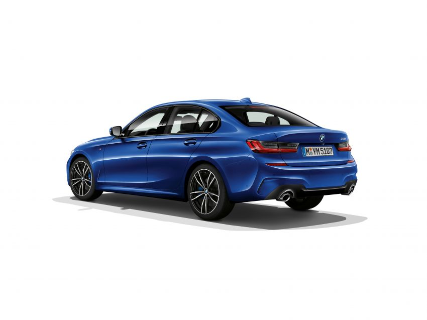 G20 BMW 3 Series officially revealed – up to 55 kg lighter with new engines, suspension, technologies Image #867560