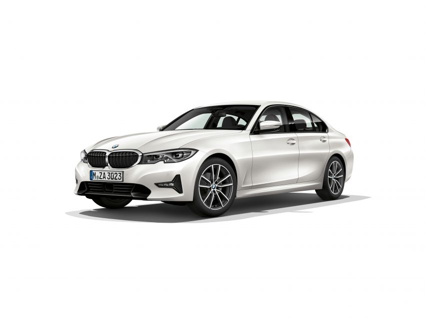 G20 BMW 3 Series officially revealed – up to 55 kg lighter with new engines, suspension, technologies Image #867561