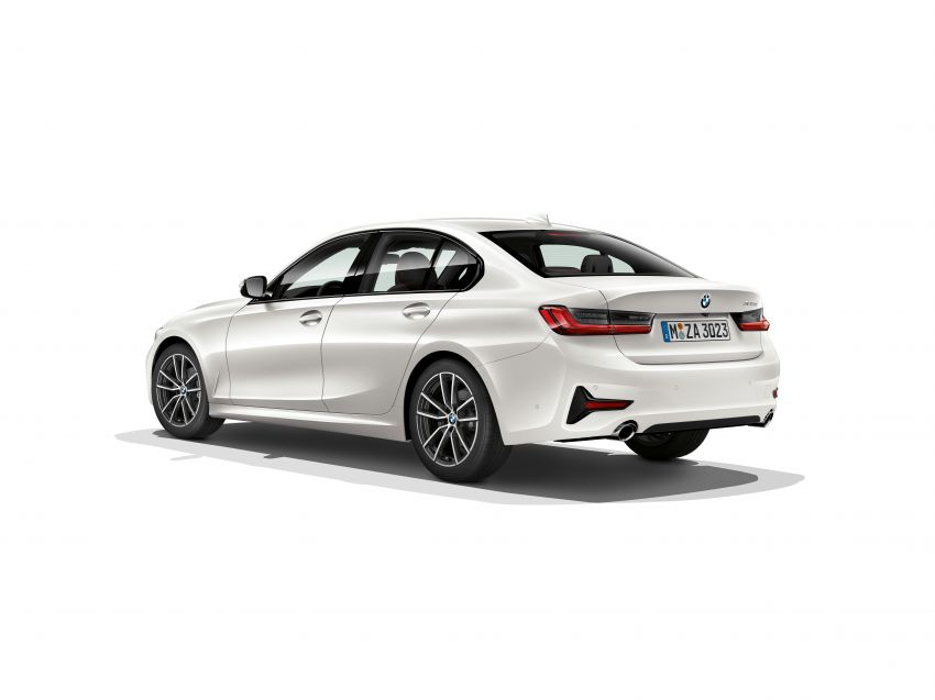 G20 BMW 3 Series officially revealed – up to 55 kg lighter with new engines, suspension, technologies Image #867562