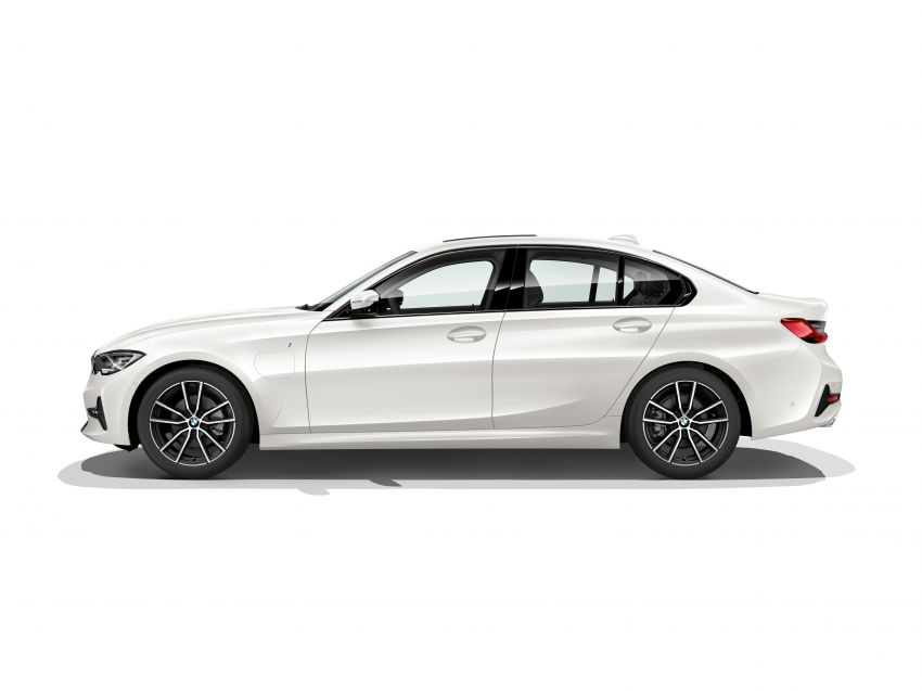 G20 BMW 3 Series officially revealed – up to 55 kg lighter with new engines, suspension, technologies Image #867563