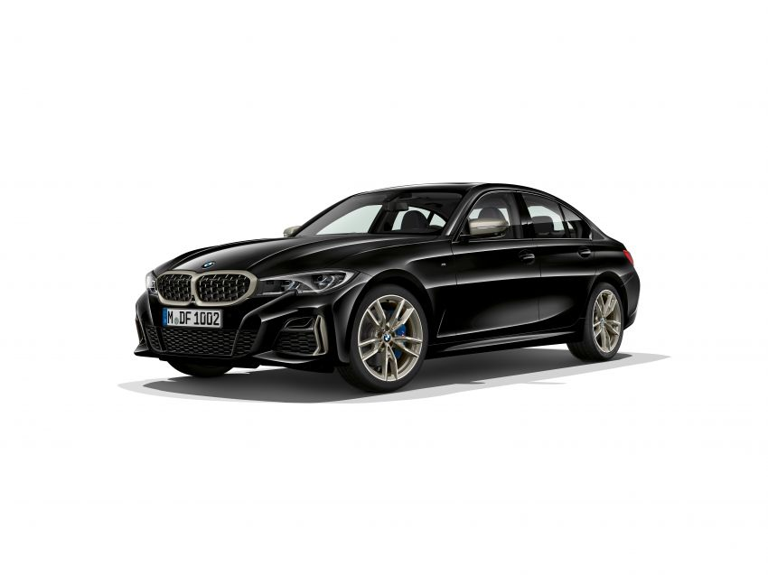 G20 BMW 3 Series officially revealed – up to 55 kg lighter with new engines, suspension, technologies Image #867567