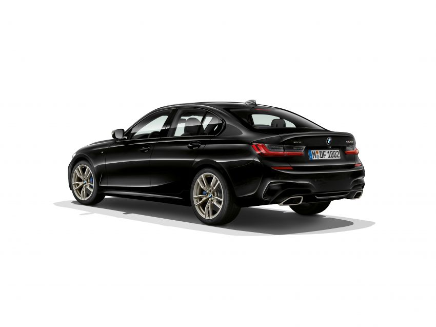 G20 BMW 3 Series officially revealed – up to 55 kg lighter with new engines, suspension, technologies Image #867569