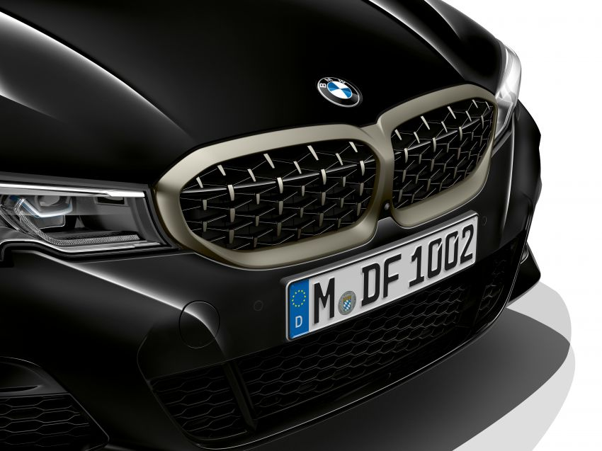 G20 BMW 3 Series officially revealed – up to 55 kg lighter with new engines, suspension, technologies Image #867570