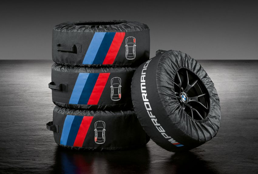 M Performance parts for G20 BMW 3 Series revealed Image #868075
