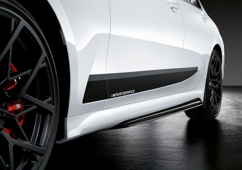 M Performance parts for G20 BMW 3 Series revealed Image #868076