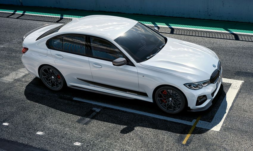M Performance parts for G20 BMW 3 Series revealed Image #868077