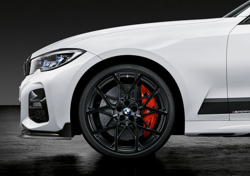 M Performance parts for G20 BMW 3 Series revealed Image #868078