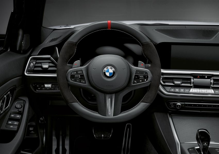 M Performance parts for G20 BMW 3 Series revealed Image #868067