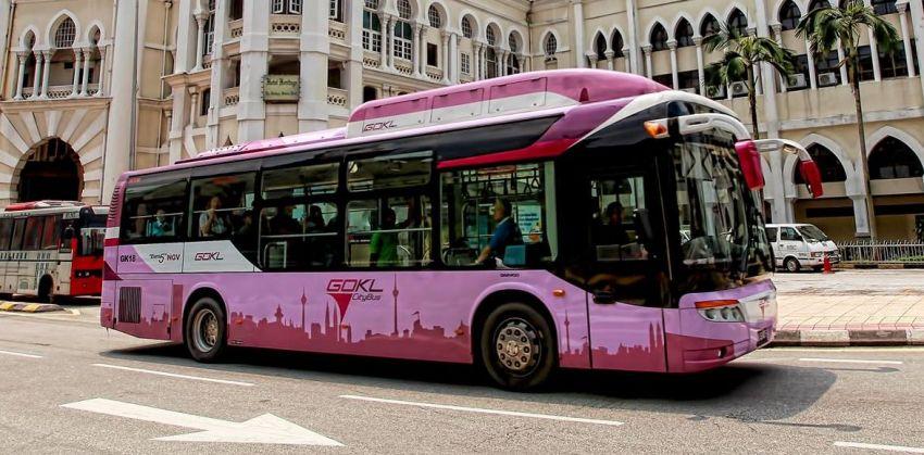 DBKL mungkin akan ambil alih perkhidmatan bas percuma GO KL daripada SPAD – Anthony Loke Image #875124