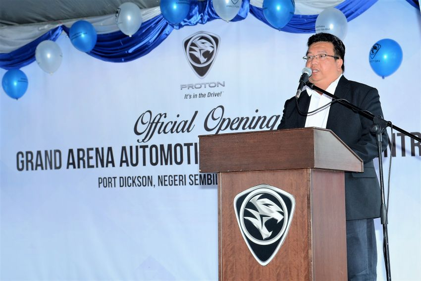 Proton launches six new 3S/4S centres in Malaysia – Port Dickson, Nilai, Ipoh, Bintulu, Miri and Sandakan Image #876204