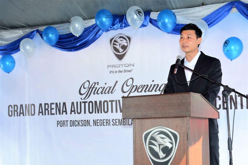 Proton launches six new 3S/4S centres in Malaysia – Port Dickson, Nilai, Ipoh, Bintulu, Miri and Sandakan Image #876205